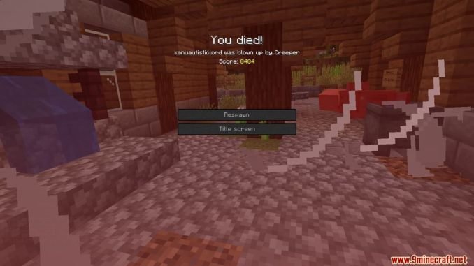 Naturally Charged Creepers Mod Screenshots 9