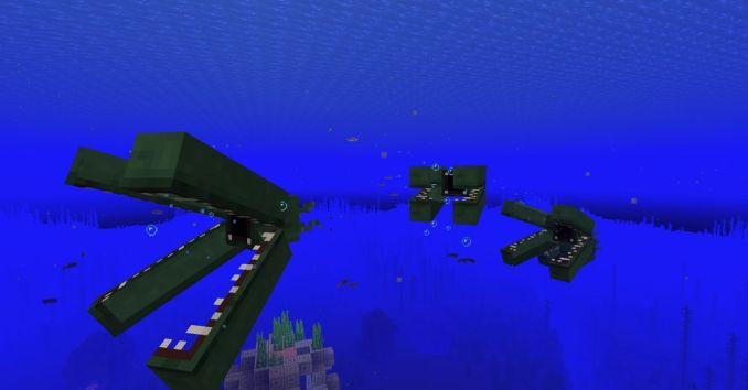 Ocean Depths Monster Mod Screenshots 3