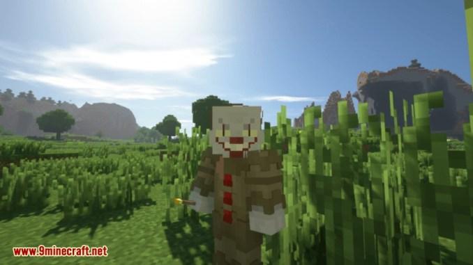Offline Skins mod for minecraft 10