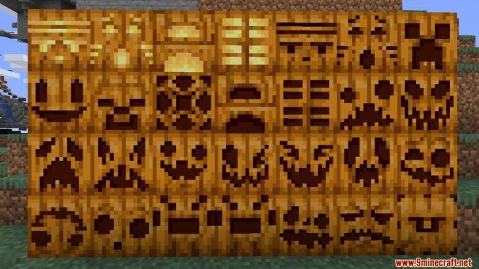 Oh My Gourd Resource Pack Screenshots 1