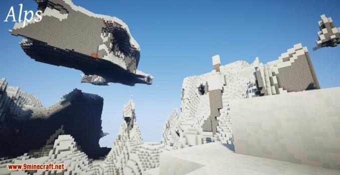 Oh The Biomes You'll Go Mod Screenshots 26