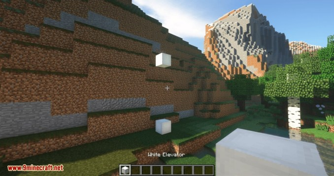 OpenBlocks Elevator mod for minecraft 03