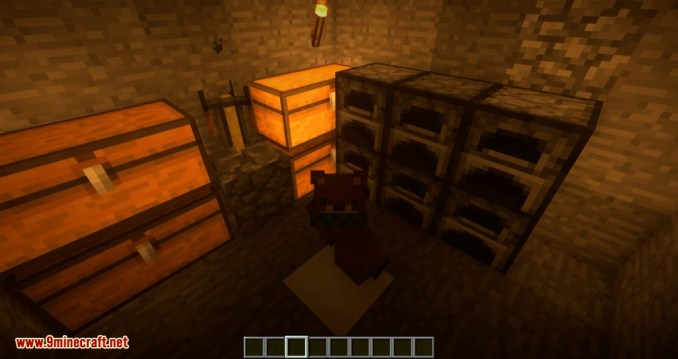 OpenBlocks Elevator mod for minecraft 07