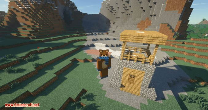 OpenBlocks Elevator mod for minecraft 08