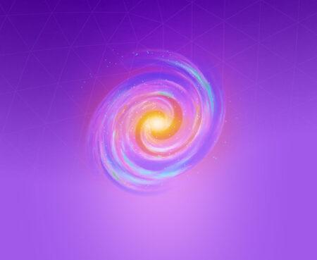 Fortnite Galactic Disc Back Bling