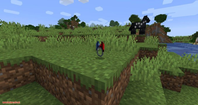 Ring of Attraction mod for minecraft 08