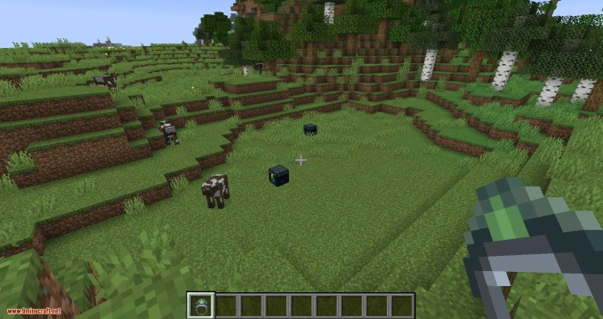 Ring of the Enderchest mod for minecraft 07