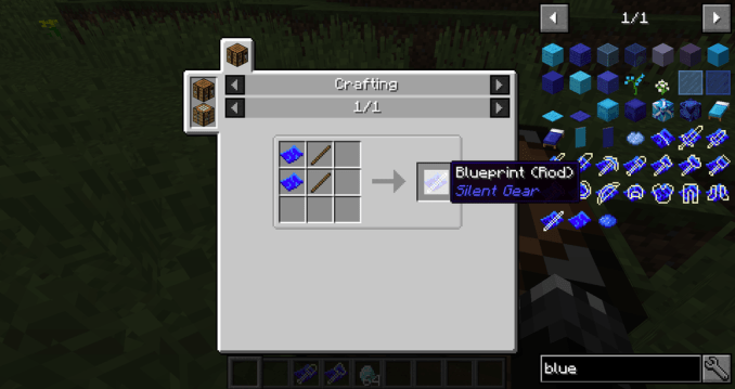 Silents Gear mod for minecraft 05