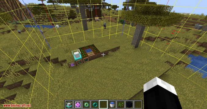 Simple Chunk Loaders mod for minecraft 09