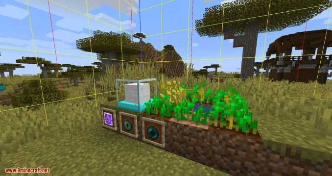 Simple Chunk Loaders mod for minecraft 10
