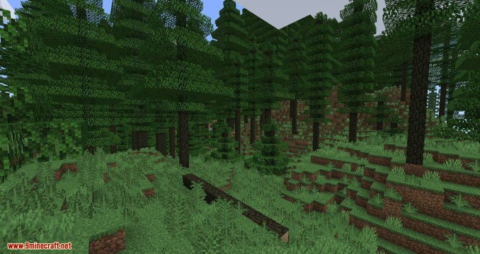 Terrestria mod for minecraft 08