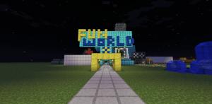 The best Minecraft Mini-Game Maps - Fun World 2 Amusement Park maps