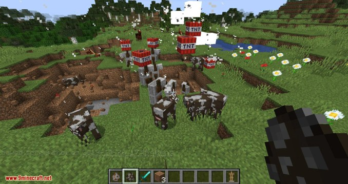 TNT Yeeter mod for minecraft 05
