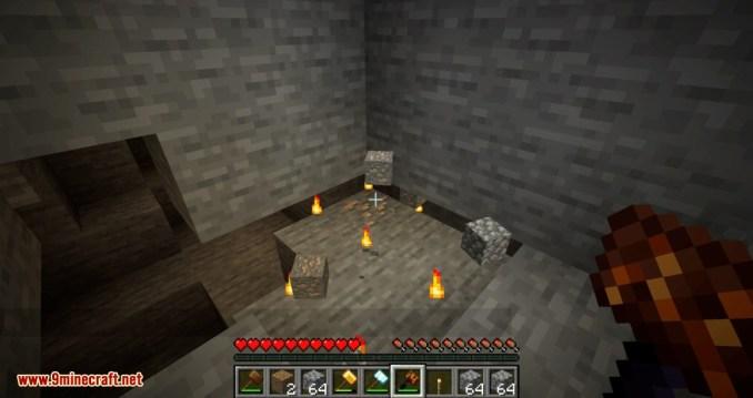 Vanilla Hammers mod for minecraft 10