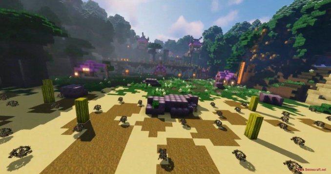 World of Minecraft Resource Pack Screenshots 5