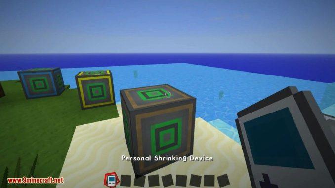 Compact Machines Mod Screenshots 5