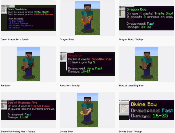 FunItems Mod for minecraft 33