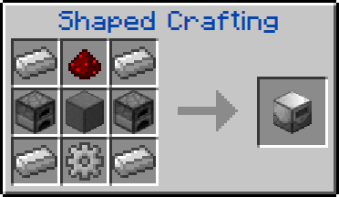 Industrial Foregoing Mod Crafting Recipes 1