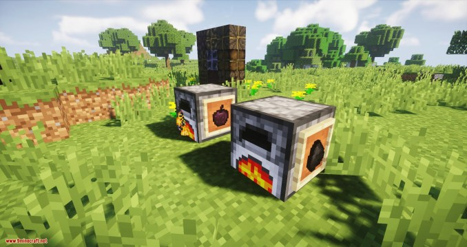 More Charcoal mod for minecraft 08