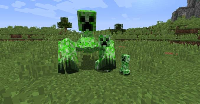 Mutant Beasts mod for minecraft 21
