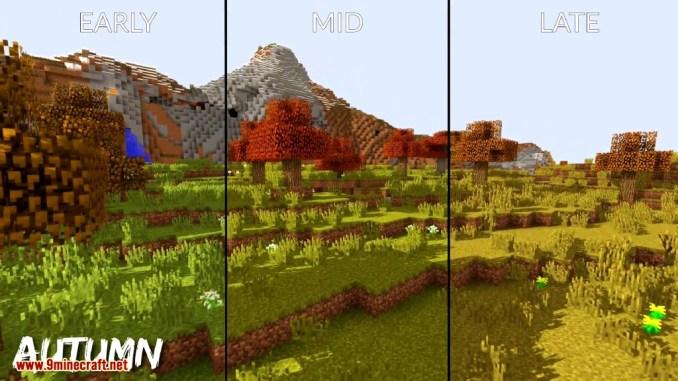 Serene Seasons Mod Screenshots 15