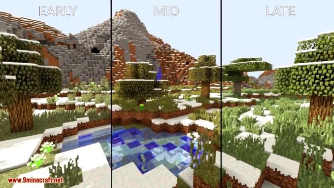Serene Seasons Mod Screenshots 19