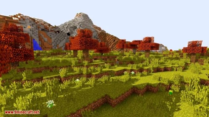 Serene Seasons Mod Screenshots 6