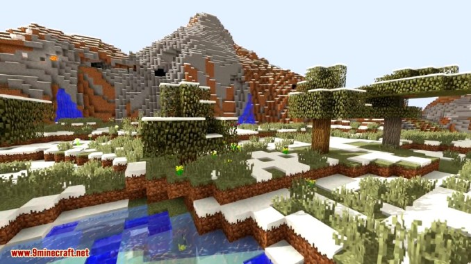 Serene Seasons Mod Screenshots 8