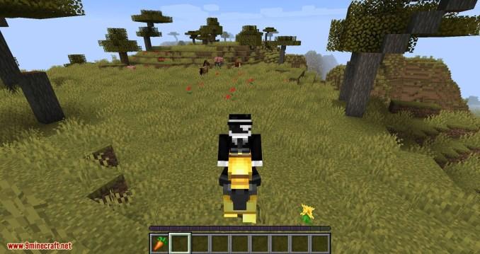 Stupid Horse Stand Still mod for minecraft 06