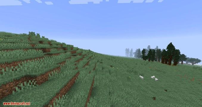 TerraForged mod for minecraft 10
