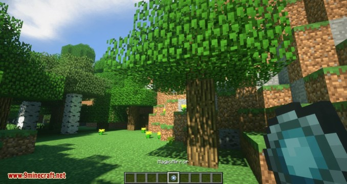 Additional Enchanted Miner mod for minecraft 09