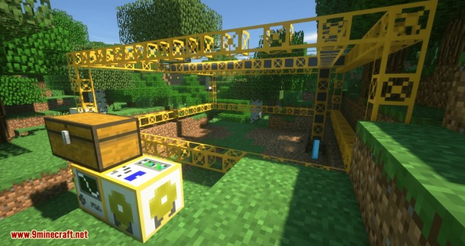 Additional Enchanted Miner mod for minecraft 01