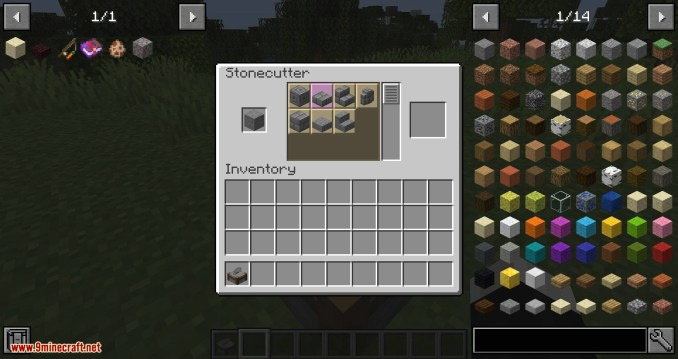 Dangerous Stone Cutter mod for minecraft 09