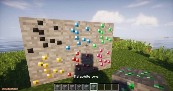 Gems Plus Plus mod for minecraft 02