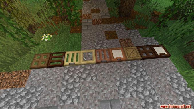 Macaws Trapdoors Mod Screenshots 6