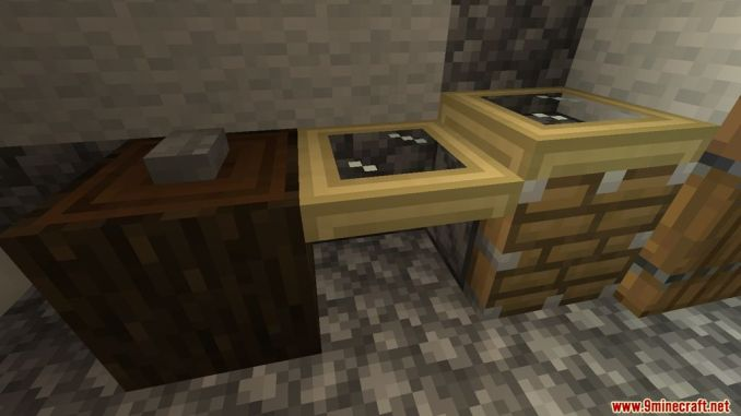 Macaws Trapdoors Mod Screenshots 0