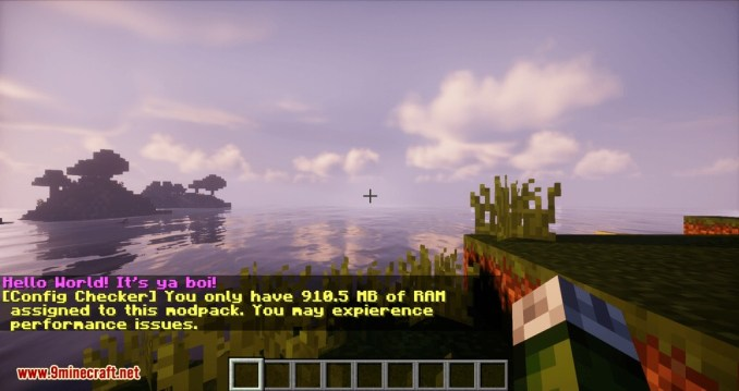 Modpack Config Checker mod for minecraft 06