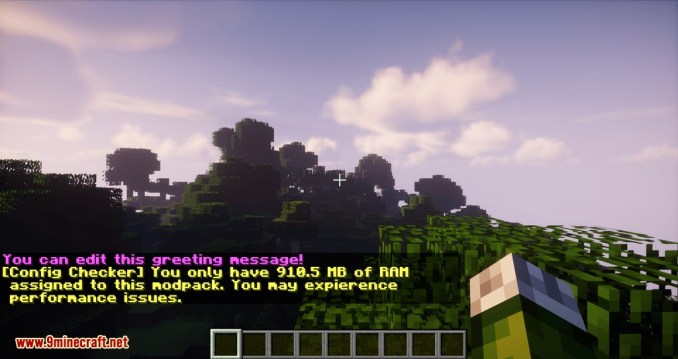 Modpack Config Checker mod for minecraft 08
