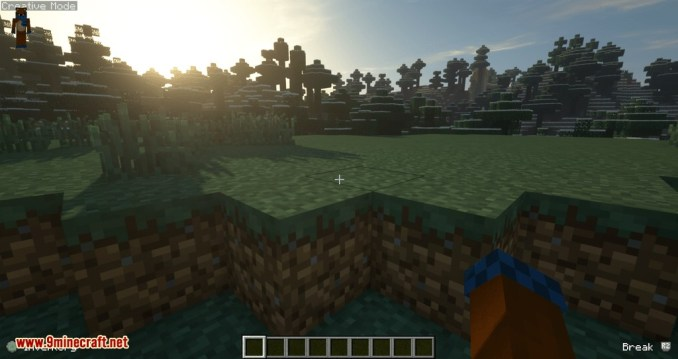 Controllable mod for minecraft 02