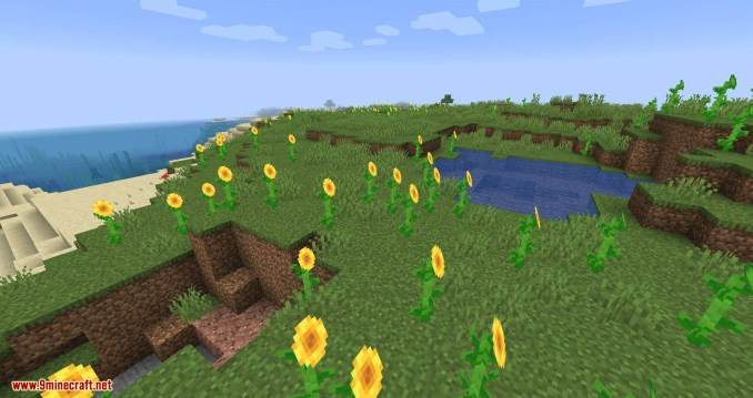 Named Areas mod for minecraft 01