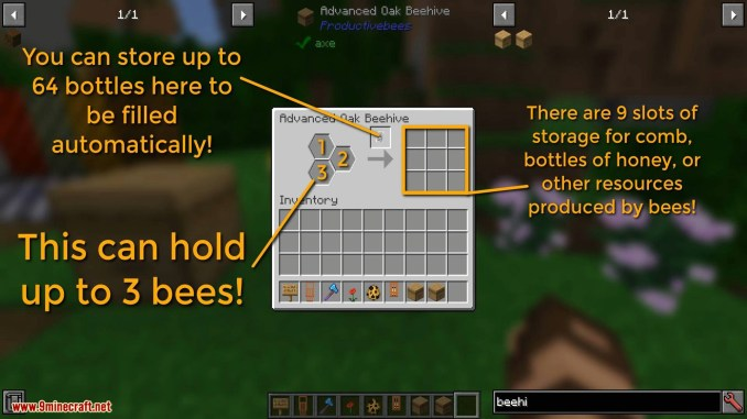 Productive Bees mod for minecraft 03