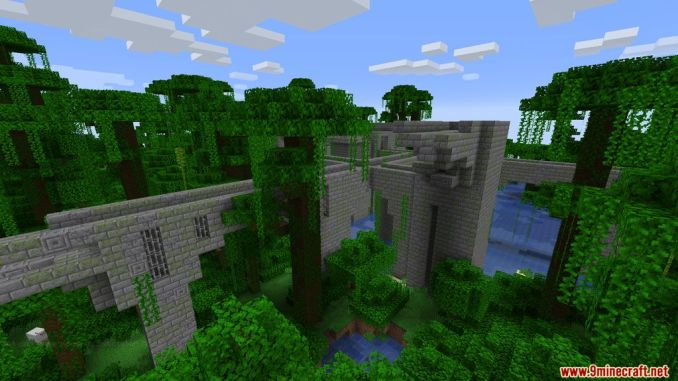 Repurposed Structures Mod Screenshots 1