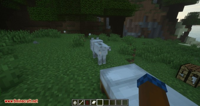 Respawnable Pets mod for minecraft 06