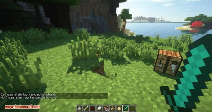 Respawnable Pets mod for minecraft 11