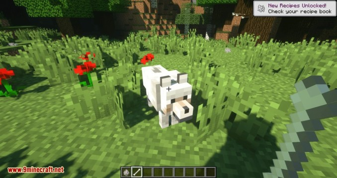 Respawnable Pets mod for minecraft 01