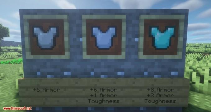 Simply Platinum mod for minecraft 04