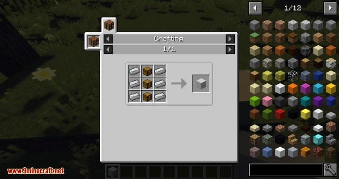 Storage Cabinet mod for minecraft 04