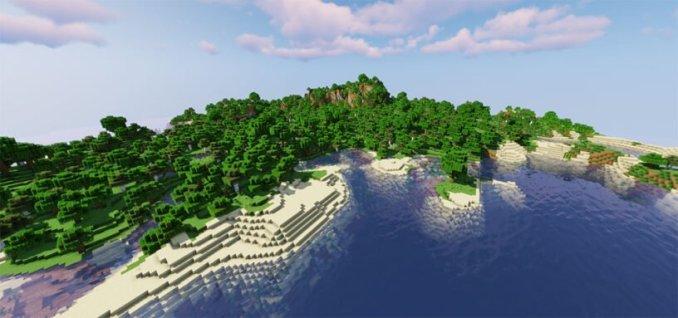 Large Island Seed