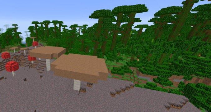 Landlocked Mushroom Island (Java - 1.14+ & 1.15+)