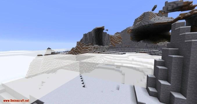 Voyage mod for minecraft 02